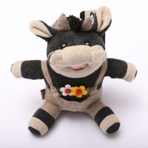 عروسک گاو خندان